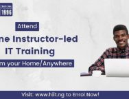 HiiT PLC is Offering N20 Million Scholarship to Nigerian Students on its Tutor-Led Online Digital Training