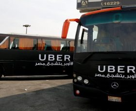 Uber Launches its First Inter-City Bus Service in Egypt