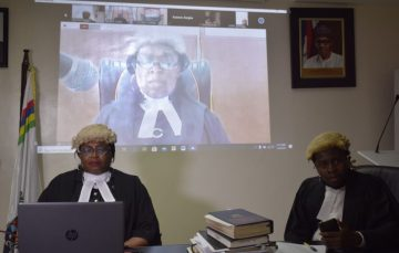 LegalTech: Nigerian Supreme Court Says Virtual Court Judgements are Binding