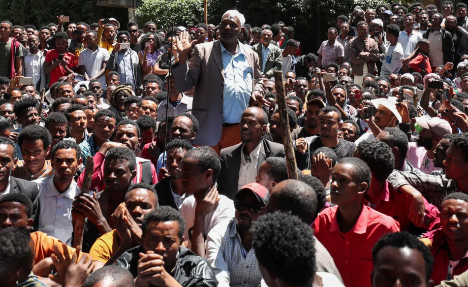 Ethiopia Shuts Down Internet Following Protests Over Shooting of Hachalu Hundesa