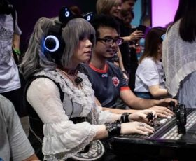 """Playing e-Sports and Blogging are Now Classified as """"Flexible Employment"""" in China"""