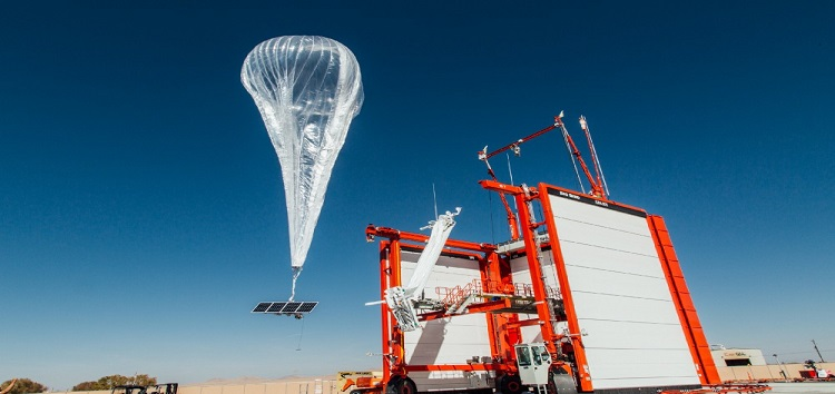 Loon, A Balloon-powered Internet Service to Finally Launch in Kenya this Month