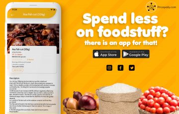 Pricepally Helps You Save Cost by Buying Small Quantities of Foodstuff at Bulk Price