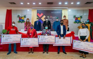 Lagos Empowers Innovators and Tech Start-ups with N100m Innovation Grant