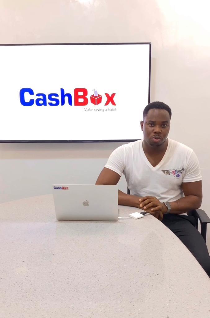 Sydney Aigbogun, Founder, CashBox