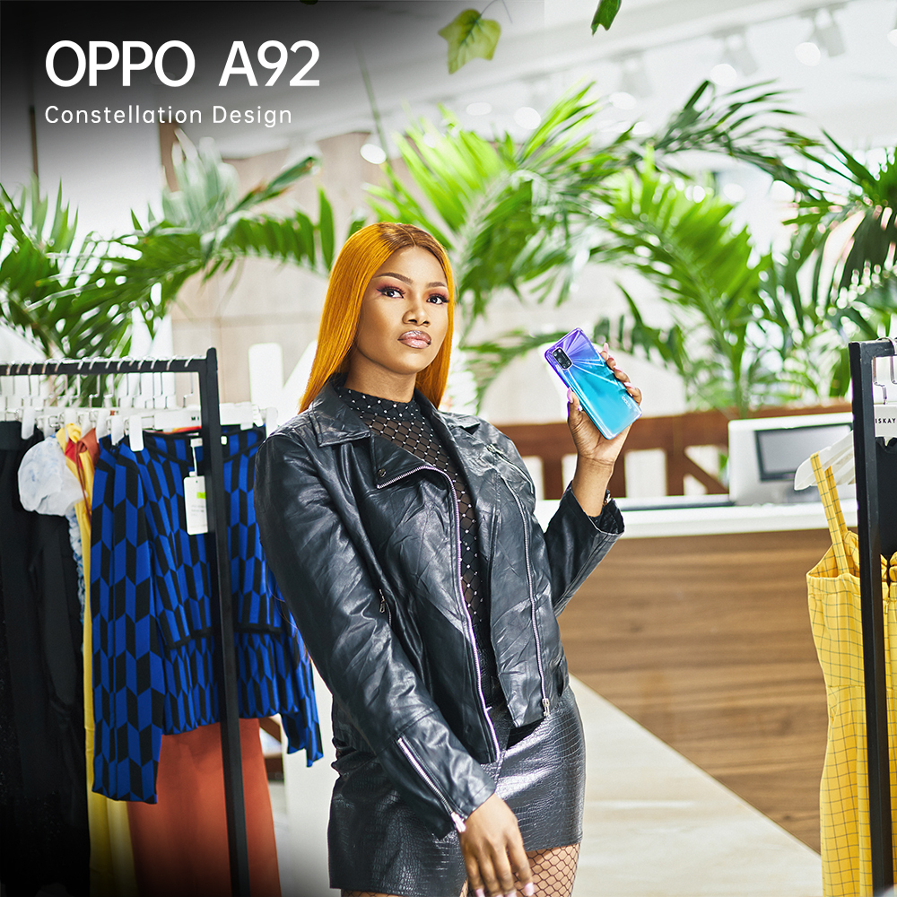 OPPO Mobile Launches The Powerful OPPO A92 In Nigeria