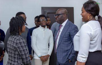 Godwin Obaseki – Leading the Technology Revolution in Edo State: The Evidence Speaks for Itself