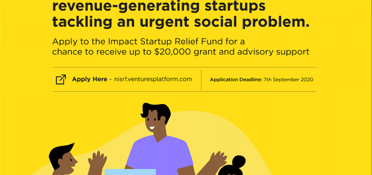 Founders Can Now Apply for up to $20,000 Grant from Venture Platform's Nigeria Impact Startup Relief Facility