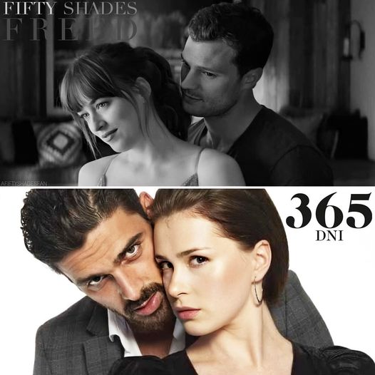 365 Days Vs Fifty Shades; A Better Love Story or Porn on Big Screen