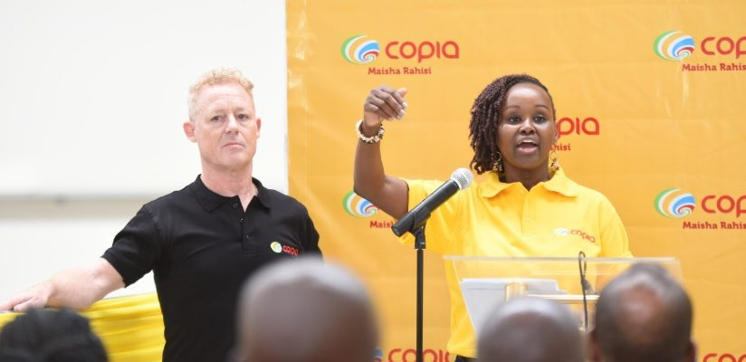 CopiaKenya has received $5 million in equity funding from the U.S. Development Finance Corporation
