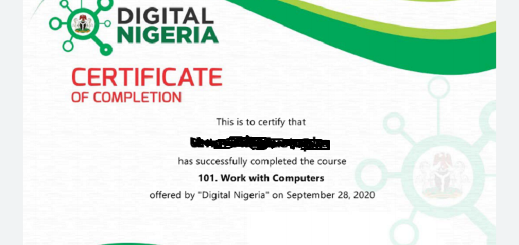 Five (5) Things You Could Do with the New Digital Nigeria Mobile App
