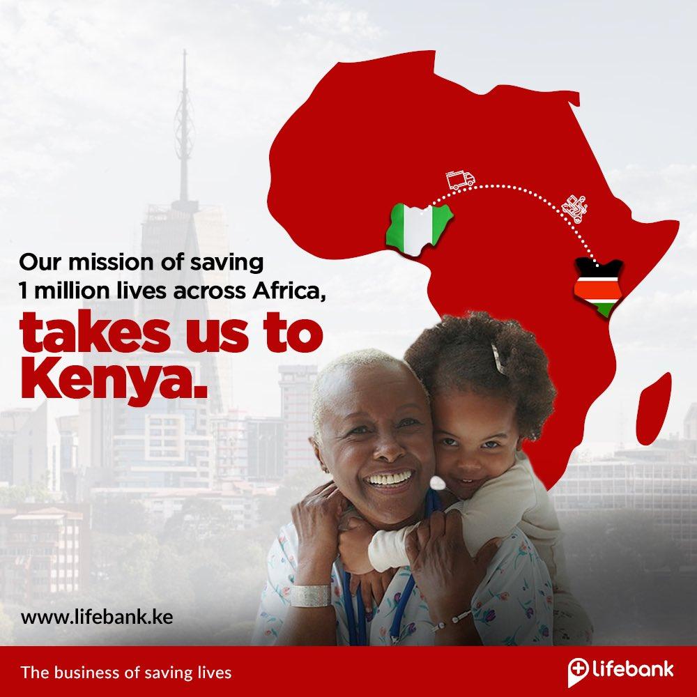 Lifebank plans to save 1 million lives