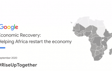 #RiseUpTogether: Google to Support 500,000 Small Businesses to Recover from the Impact of COVID-19