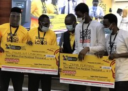 Zeena Platform and Power Bit Crunchers Win Lagos Smart Meter Hackathon, Get N5m Each