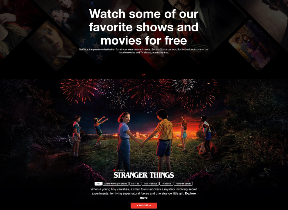 Global Tech Roundup: You Can Now Watch Some Netflix Movies Without Paying
