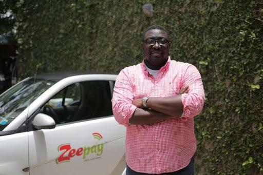 Andrew Takyi-Appiah, Zeepay Founder & Managing Director