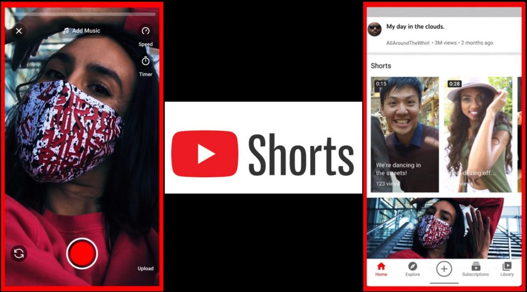 Youtube Shorts Lets You Create 15-Seconds Videos Just Like Tiktok