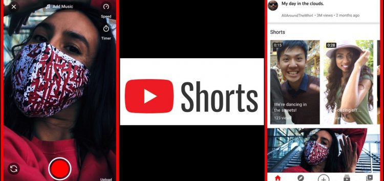 All You Need To Know About The New Tiktok Look-Alike, Youtube Shorts