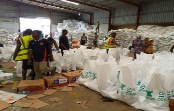 Looted COVID-19 Palliatives; Could Lagos Govt have Done Better with Distribution?