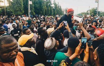 'We Want Executive Order'- Nigerians Reject SARS Disbandment in Renewed Social Media Campaign