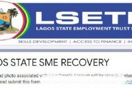 Looted Stores; How to Apply for Lagos State Employment Trust Fund for Small Businesses
