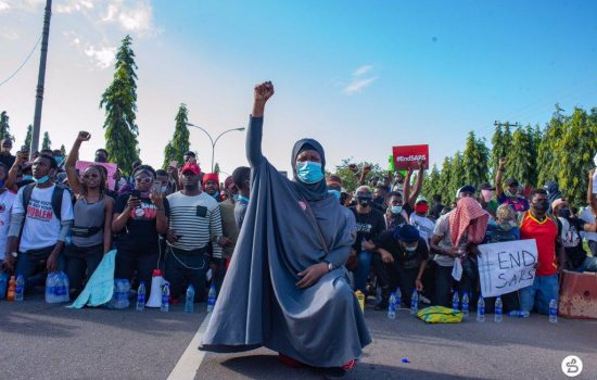 Our Youth and the Protests – Looking Beyond #EndSARS by Austin Okere