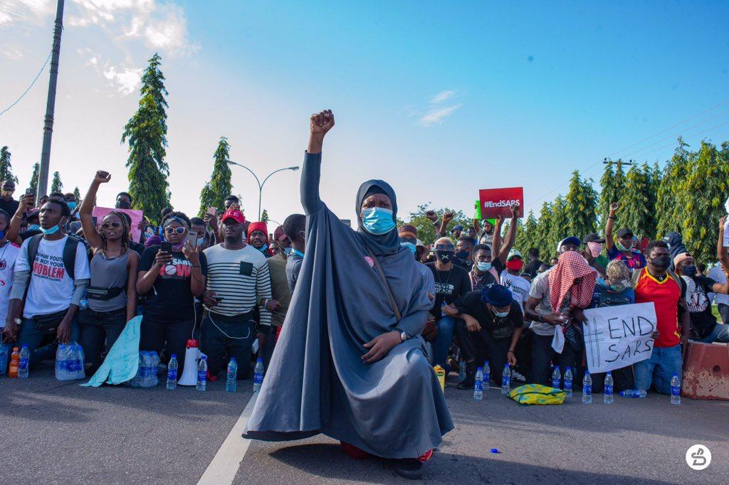 Our Youth and the Protests - Looking Beyond End SARS by Austin Okere