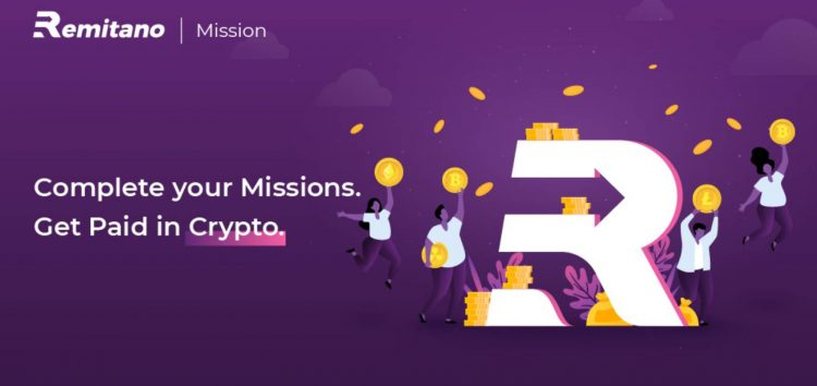 Remitano Launches 'Mission', a New Online Job Market for Crypto Lovers