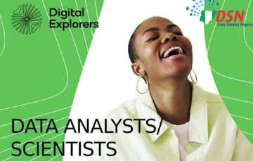 Nigerian Female Data Analysts Can now Apply for Digital Explorers 6-Month Paid Training in Lithuania