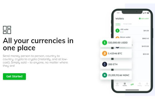 Coins App