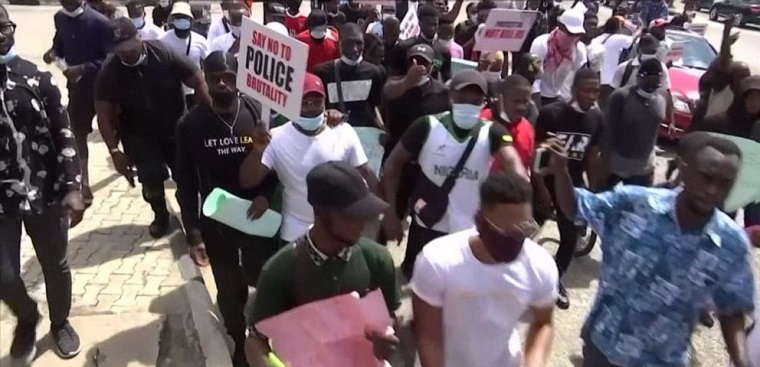 #EndSARS: How FG's Clamp down Efforts Could Alter Course of Future Protests in Nigeria
