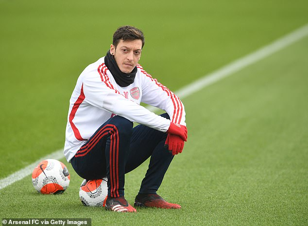 Arsenal Outcast, Mesut Ozil Looks Beyond Soccer, Joins American VC Fund Class 5 Global