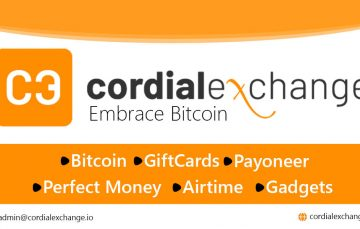 Nigerian Crypto Company, Cordial Exchange is Revolutionising the Cryptocurrency Industry