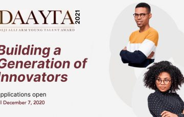 Young Nigerians Can Now Apply for Deji Alli ARM Young Talent Award (DAAYTA) 2021