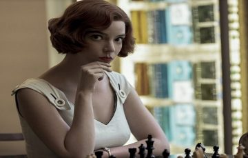 Movie Review: The Queen's Gambit Leaves You Dreaming about Winning Even While at Rock Bottom