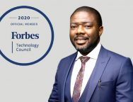 Co-founder of Digital Encode, Peter Obadare, accepted into Forbes Technology Council