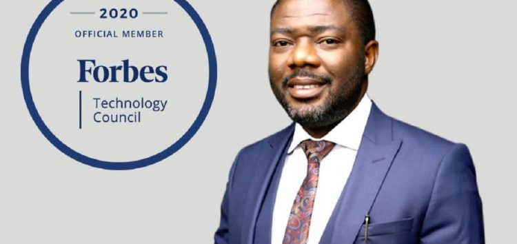 Co-founder ofDigital Encode, Peter Obadare, accepted into Forbes Technology Council