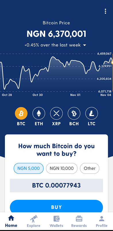 App Review: Luno App Provides a Fast and Easy Way to Buy and Receive Crypto in Seconds