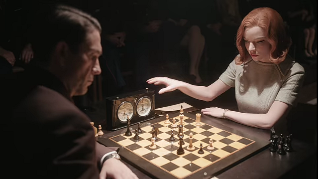Movie Review: The Queen's Gambit Leaves You Dreaming about Winning Even at Rock Bottom