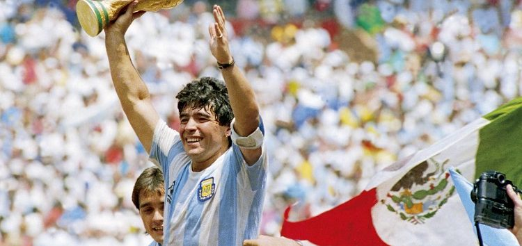 #RIP Diego: 5 Mind-Blowing Facts about Late Football Legend Diego Maradona