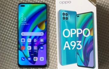 The OPPO A93 is Too Sleek and Fits Right into Your Budget