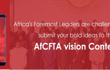 African Startups can Now Secure Development Funding Through AfCFTA Vision Challenge