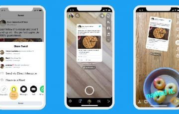 Twitter Now Lets  You Share Tweets to Instagram and Snapchat Stories