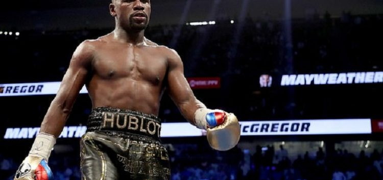 Floyd Mayweather, His Pay-Per-View Numbers and the Growing Sport of YouTuber Boxing