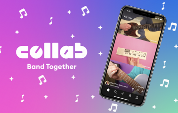 Facebook Launches Collab, a Mix-and-Match Music Video App Similar to TikTok's Duets