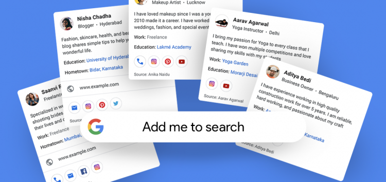 Google Launches People Cards to Help Africans who Want to be Found on Google Search