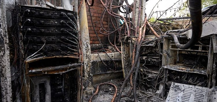 Suspected 5G/Covid-19 Conspiracy Theorists Burn Down MTN and Vodacom Towers in South Africa