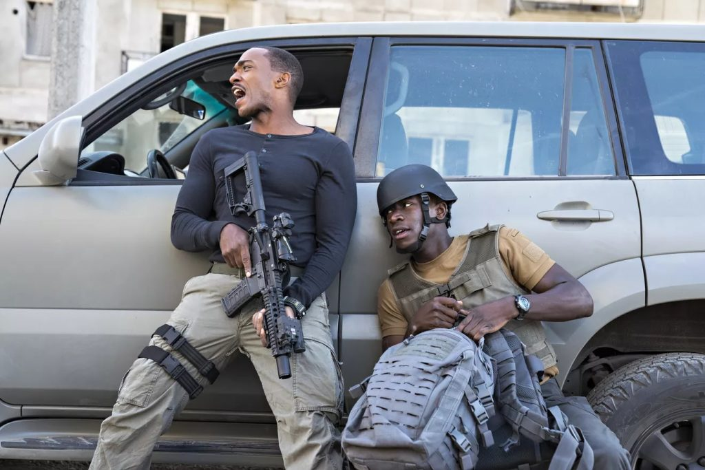 Movie Review: Outside the Wire is an Explosive Action Thriller Showing the Dangers of Sentient AI