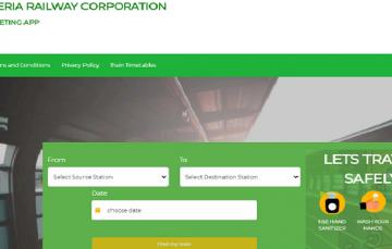 Nigerians React as NRC Launches N900 million Railway e-Ticketing Platform