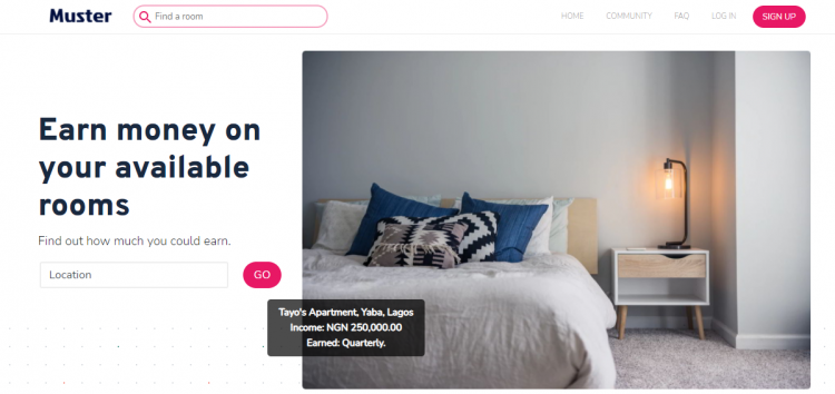 Startup Review: Muster Helps You Find Verified People to Split Apartment Cost With